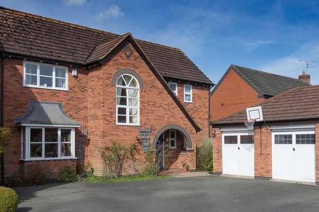 Thumbnail Detached house to rent in Abbeyfields Drive, Studley