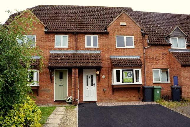 Thumbnail Terraced House For Sale In Apperley Drive Quedgeley Gloucester