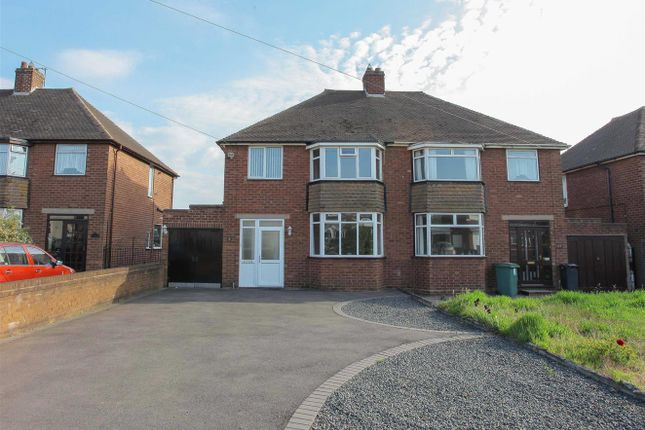 Thumbnail Semi-detached house for sale in Mill Road, Pelsall, Walsall