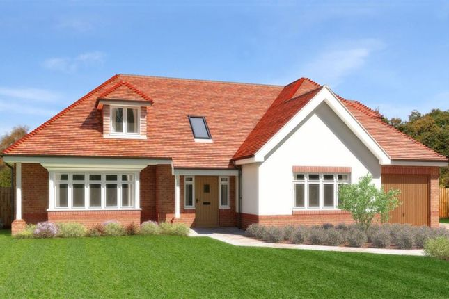 Thumbnail Detached house for sale in West Park Road, Copthorne, West Sussex