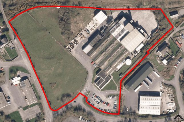 Thumbnail Land for sale in Land And Buildings At, Amlwch Industrial Estate, Amlwch, Anglesey
