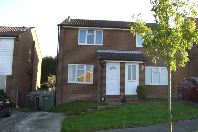 Thumbnail Semi-detached house to rent in Field Way, St Leonards-On-Sea, East Sussex