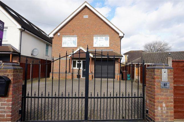 Thumbnail Detached house for sale in Mount Pleasant Lane, St. Albans