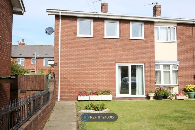3 bed semi-detached house to rent in Redhill Avenue, Castleford WF10