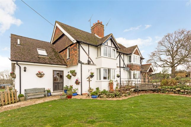 Thumbnail Semi-detached house for sale in Horsted Lane, Sharpthorne, West Sussex