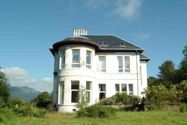 Thumbnail 3 bedroom flat to rent in Bellcairn House Shore Road, Cove