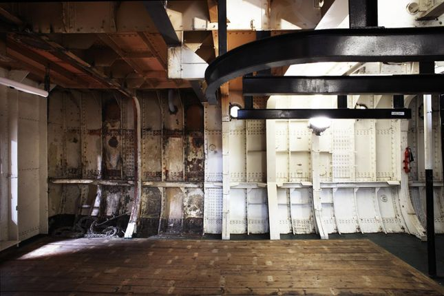 Interior of Royal Victoria Dock, Rayleigh Road, West Silvertown E16