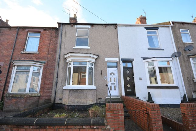 Front Elevation of Firwood Terrace, Ferryhill DL17