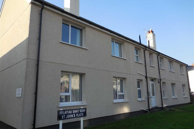 Thumbnail Flat for sale in St John's Flats, Aberystwyth, Ceredigion
