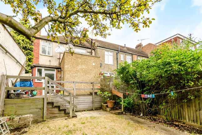 Thumbnail Terraced house for sale in Park Road, Wembley