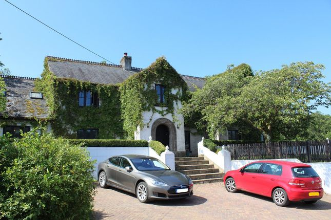 Thumbnail Detached house for sale in Penrice, Oxwich, Gower, Swansea