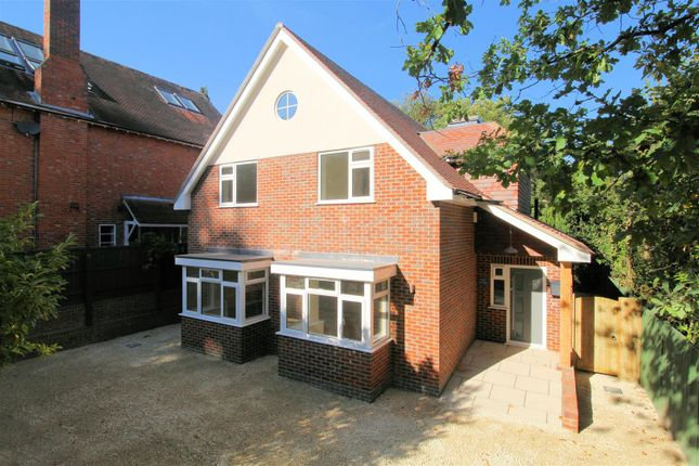 Thumbnail Detached house for sale in Fernhill Park, Hook Heath, Woking