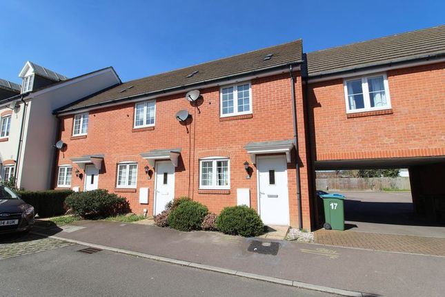 Thumbnail Terraced house to rent in Widdowson Place, Aylesbury