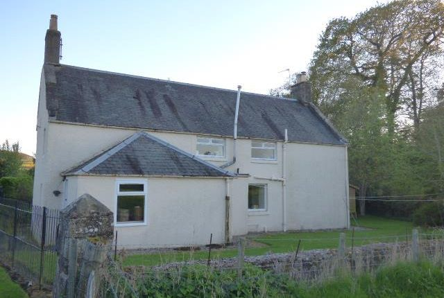 Thumbnail Detached house to rent in Brigton Home Farmhouse, Kinnettles, Forfar