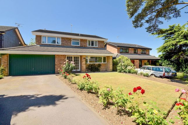 Thumbnail Detached house for sale in Kingsland Grange, Newbury