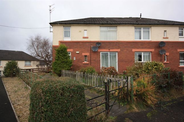 Thumbnail Flat to rent in Bankhead Road, Rutherglen, Glasgow