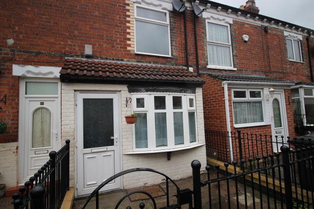 2 bed terraced house to rent in Oak Avenue, De La Pole Avenue, Hull HU3