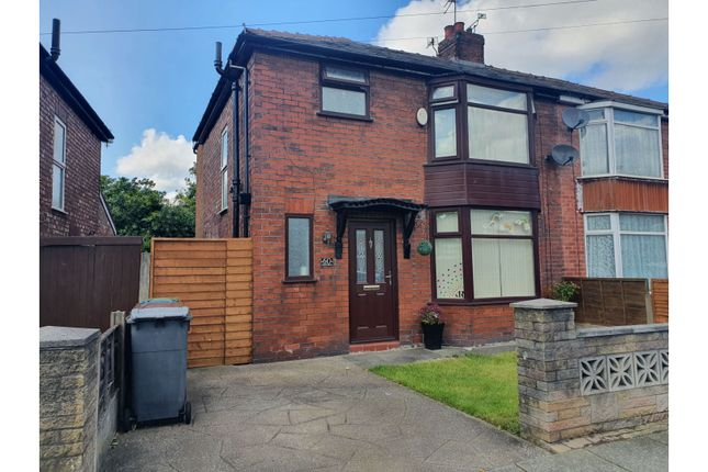 Thumbnail Semi-detached house for sale in Scott Road, Manchester