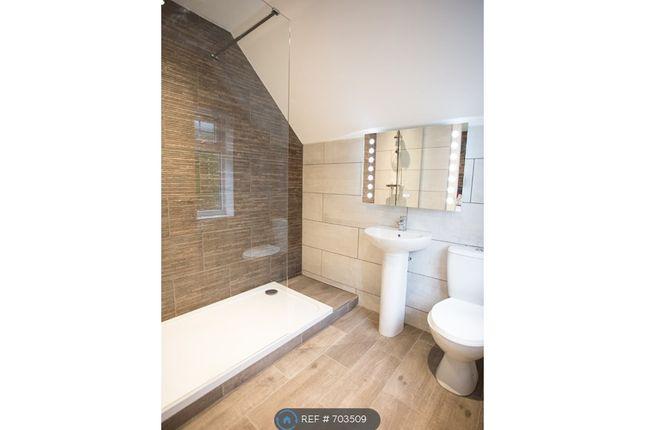 Room 4 En-Suite of City Road, Edgbaston, Birmingham B17