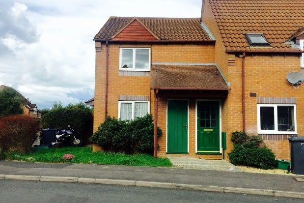 Thumbnail Maisonette to rent in Aspen Drive, Quedgeley, Gloucester