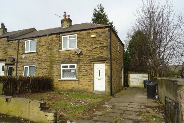 Thumbnail End terrace house to rent in Petrie Road, Bradford, West Yorkshire