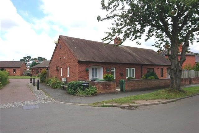 Thumbnail Semi-detached bungalow for sale in Shrubbery Gardens, Wem