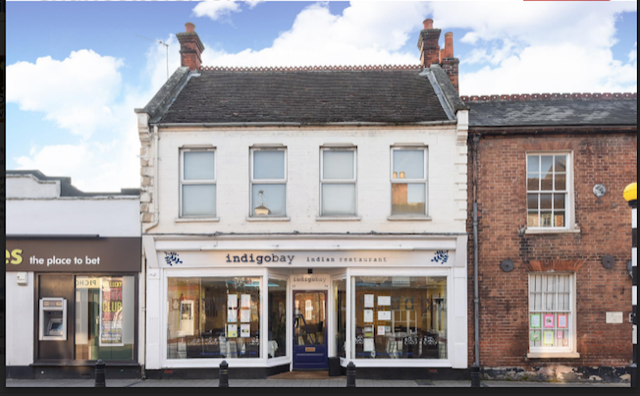 Restaurant/cafe for sale in Bartholomew Street, Newbury