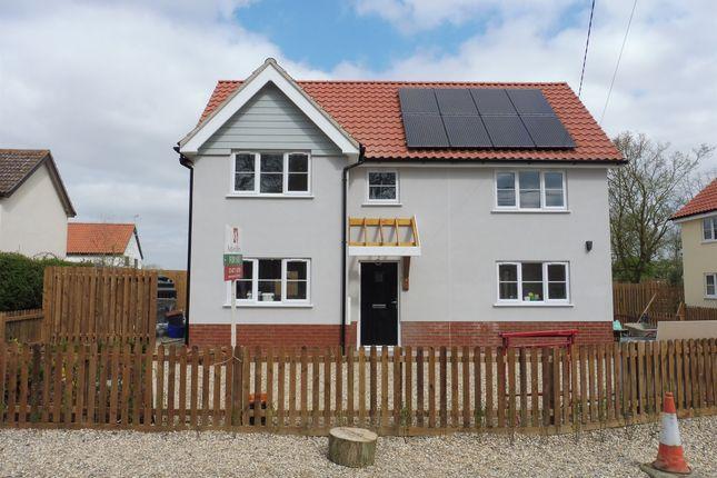 Thumbnail Detached house for sale in Shop Street, Worlingworth, Woodbridge