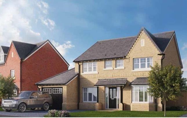 Thumbnail Property for sale in Preston Road, Inskip, Preston