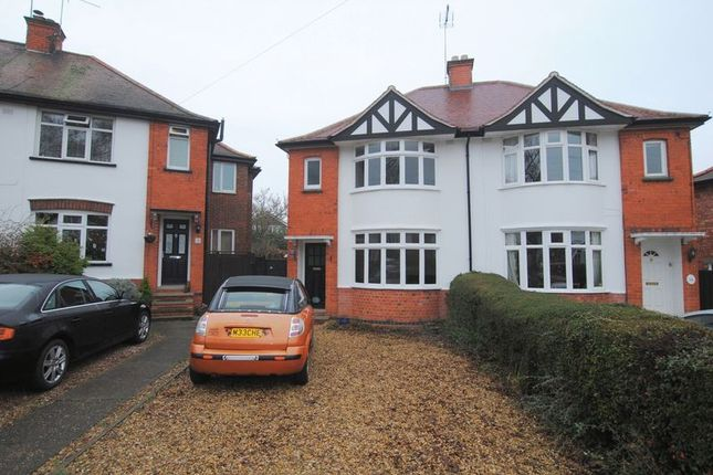 Thumbnail Semi-detached house for sale in St. Peters Avenue, Rushden