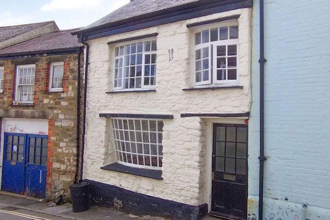 Thumbnail Terraced house for sale in St Thomas Street, Penryn