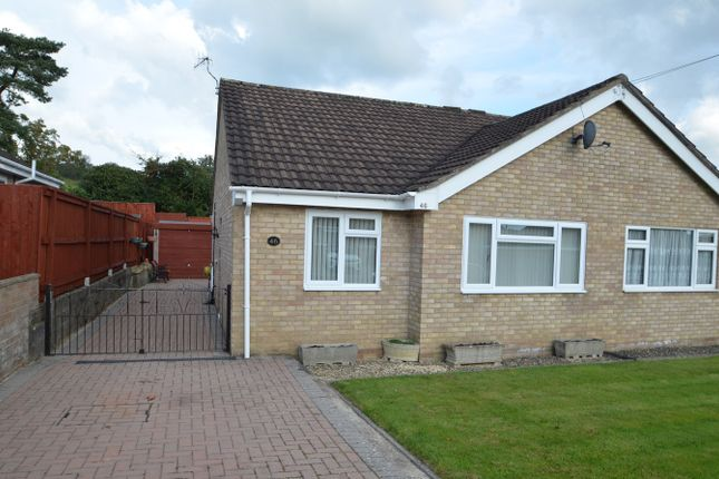 Thumbnail Semi-detached bungalow for sale in Humphreys Close, Stroud