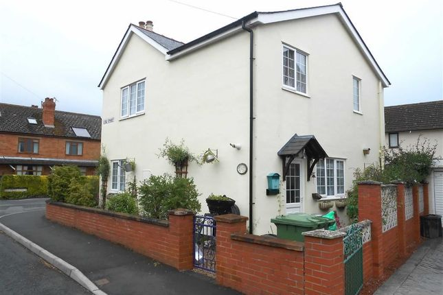 Thumbnail Detached house for sale in Lyde Street, Hereford, Herefordshire
