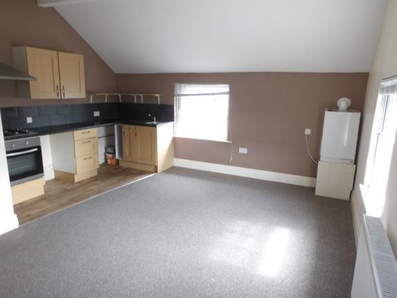 Lounge/Kitchen of Penrhyn Road, Colwyn Bay, Conwy LL29