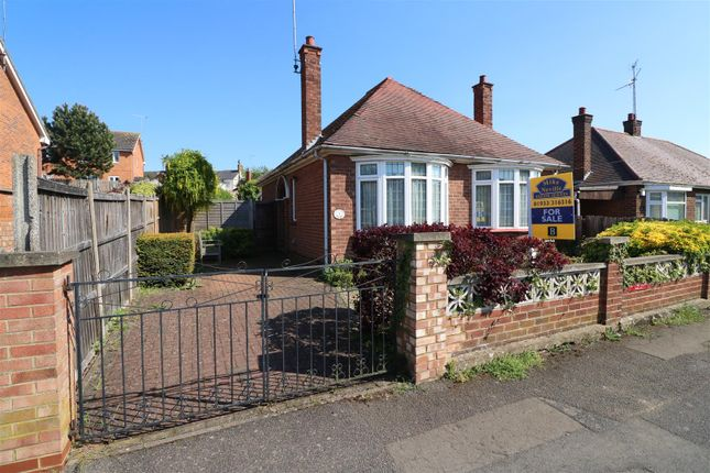 Thumbnail Detached bungalow for sale in Gravely Street, Rushden