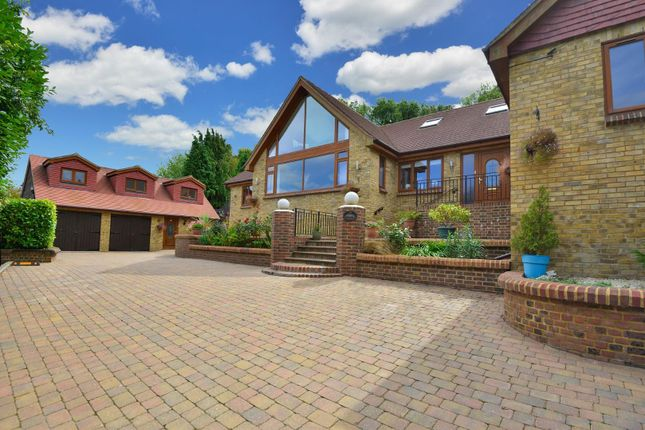 Thumbnail Detached house for sale in Canterbury Road, Lydden, Dover