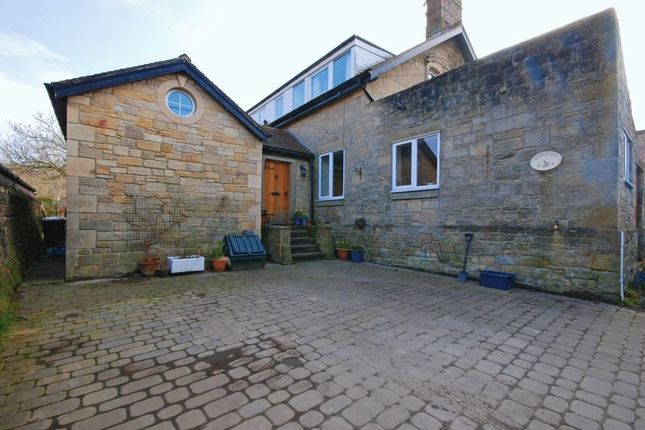 Thumbnail Semi-detached house for sale in Brigwood, Haydon Bridge, Hexham