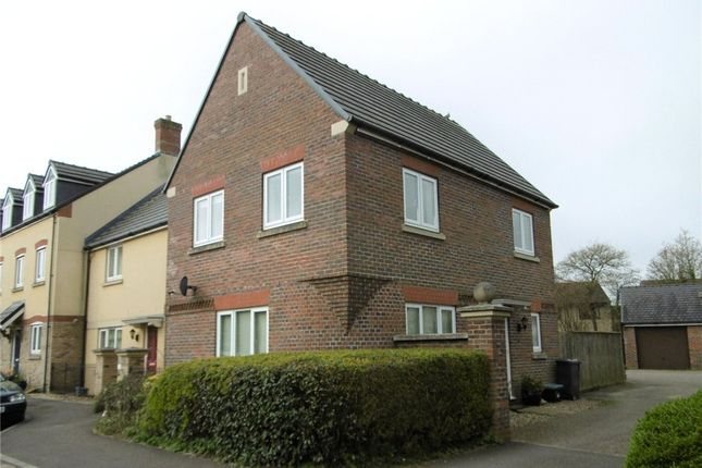 Thumbnail Semi-detached house to rent in Oak Drive, Crewkerne, Somerset