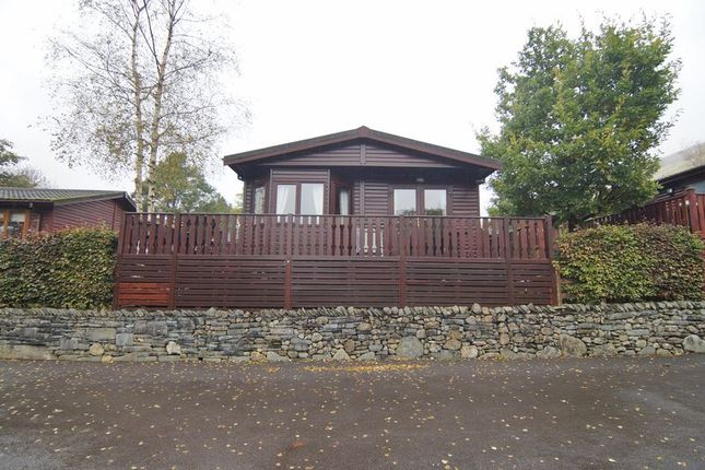 Thumbnail Mobile/park home for sale in Limefitt Park, Patterdale Road, Windermere