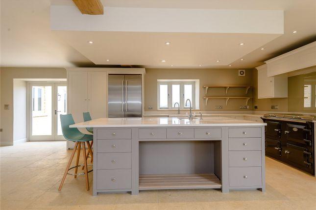 Kitchen of Holywell Road, Clipsham, Oakham, Rutland LE15