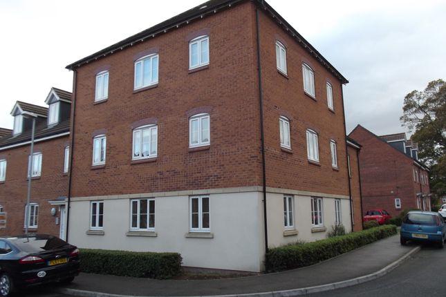 Thumbnail Flat to rent in Burberry Avenue, Hucknall, Nottingham