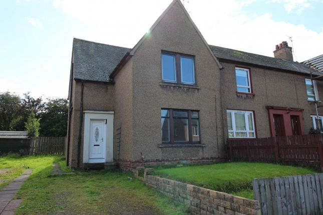 Thumbnail End terrace house to rent in Fairlie Street, Camelon