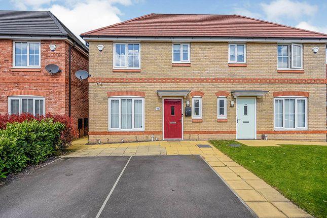 Thumbnail Semi-detached house for sale in Raffia Way, Walton, Liverpool, Merseyside