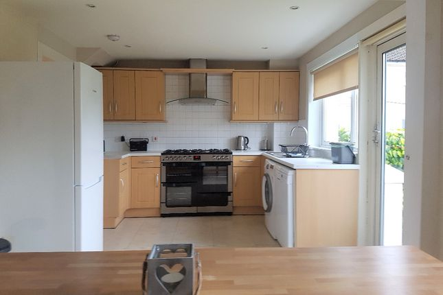 Thumbnail 3 bed terraced house to rent in Marmion Road, Peebles, Scottish Borders