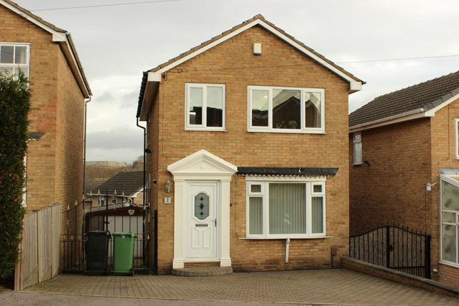 Thumbnail Detached house to rent in New Park Way, Farsley, Pudsey
