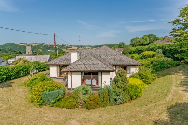 Detached house for sale in Village Road, Christow, Exeter, Devon