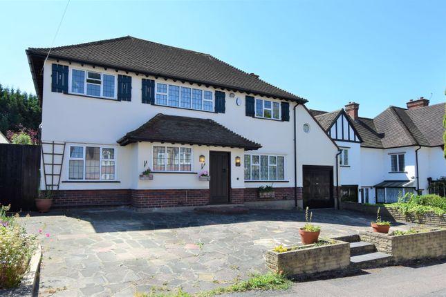Thumbnail Detached house for sale in Salisbury Avenue, Sutton
