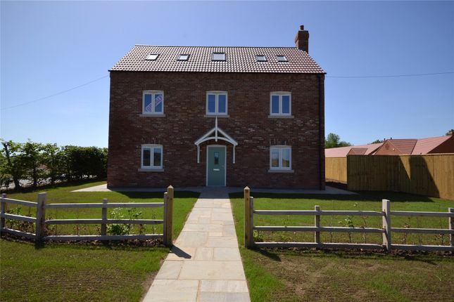 Thumbnail Detached house for sale in Station Road, Tetney