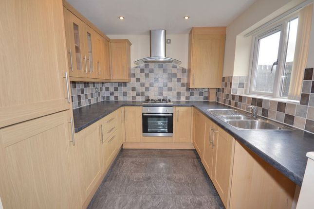 Thumbnail Town house to rent in Monkhill Lane, Pontefract