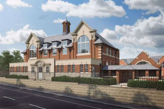 Thumbnail Flat for sale in St Peters House, Devizes, Wiltshire